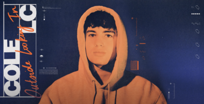 Listen To Cole LC's Debut Mixtape 'Outside Looking In'