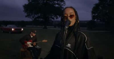 Tamera Delivers Live Rendition Of Mellow Track