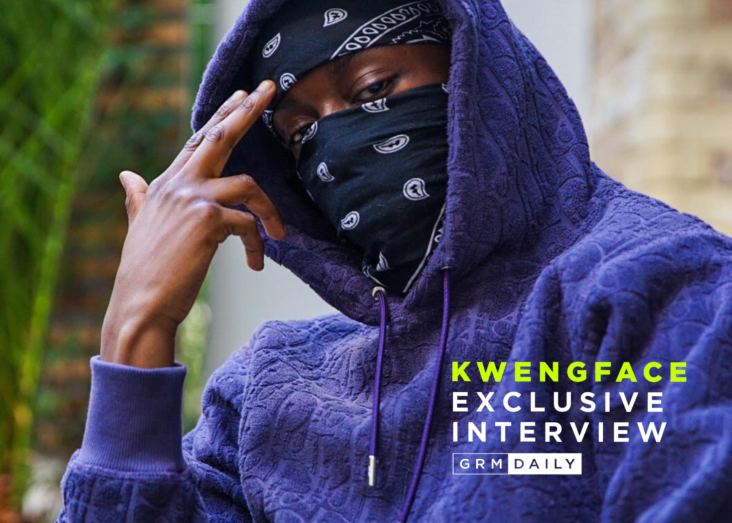 Kwengface GRM interview