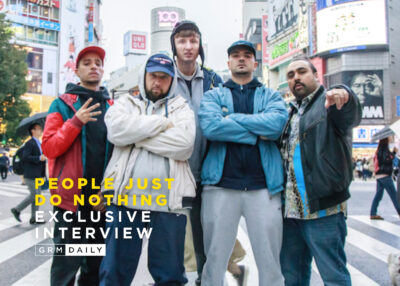 GRM Exclusive: Kurupt FM Talk 'People Just Do Nothing: Big In Japan' & More