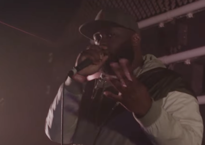 Watch P Money Shell Down His 'Size Sessions' Set With Rinse FM