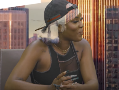 GRM Exclusive: Ivorian Doll Talks Past Beefs, Flat Earth Theory & More On 'The Alhan & Poet Show'