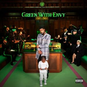 Tion Wayne Drops Debut Album 'Green With Envy' Featuring  Potter Payper, D-Block Europe & More