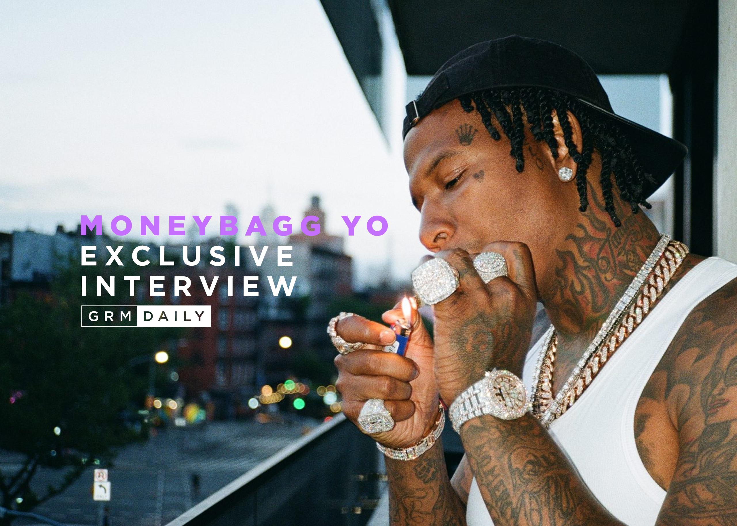 Moneybagg Yo GRM interview