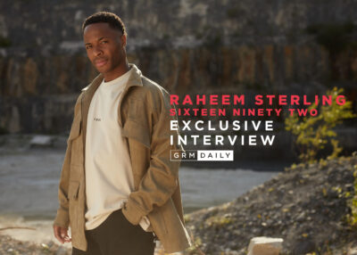GRM Exclusive: Raheem Sterling & Samiya Miah talk about their new fashion line Sixteen Ninety Two in new interview