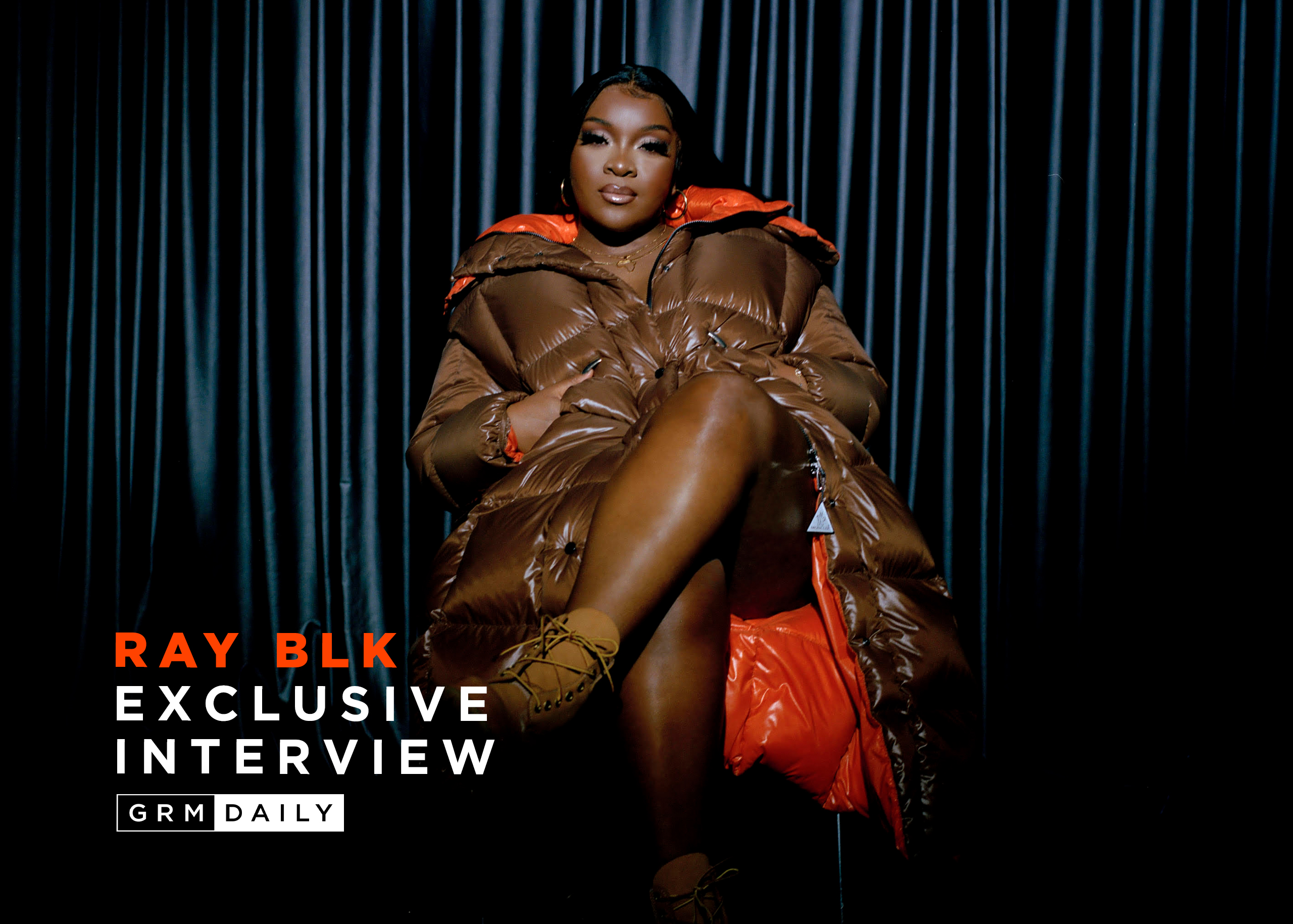 Ray BLK GRM interview