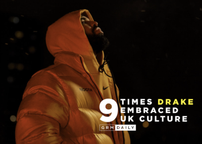 GRM Exclusive: 9 Times Drake Embraced UK Culture