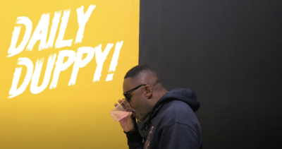 Premiere: Idris Elba Delivers Special 'Daily Duppy' Freestyle