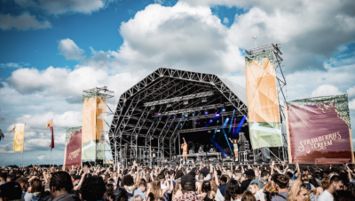 Here's What Went Down At 2021 Strawberries & Creem Festival With Giggs, Little Simz & More