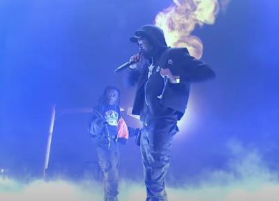 Watch Meek Mill & Lil Uzi Vert Perform