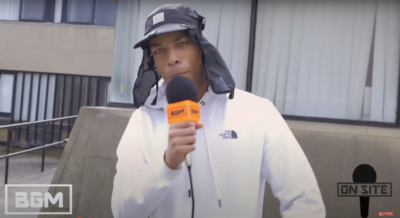 Afghan Dan steps up for new 'On Site' freestyle