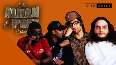 GRM Exclusive: Margs & Loons Talk Fake Designer, Bedroom Antics & More On 'The Alhan & Poet Show'
