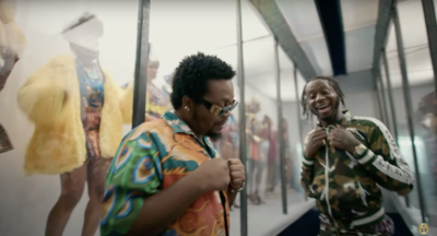 BackRoad Gee & Olamide link up in fun visuals for