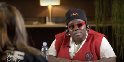 Teni sits down for fresh episode of 'The Zeze Millz Show'
