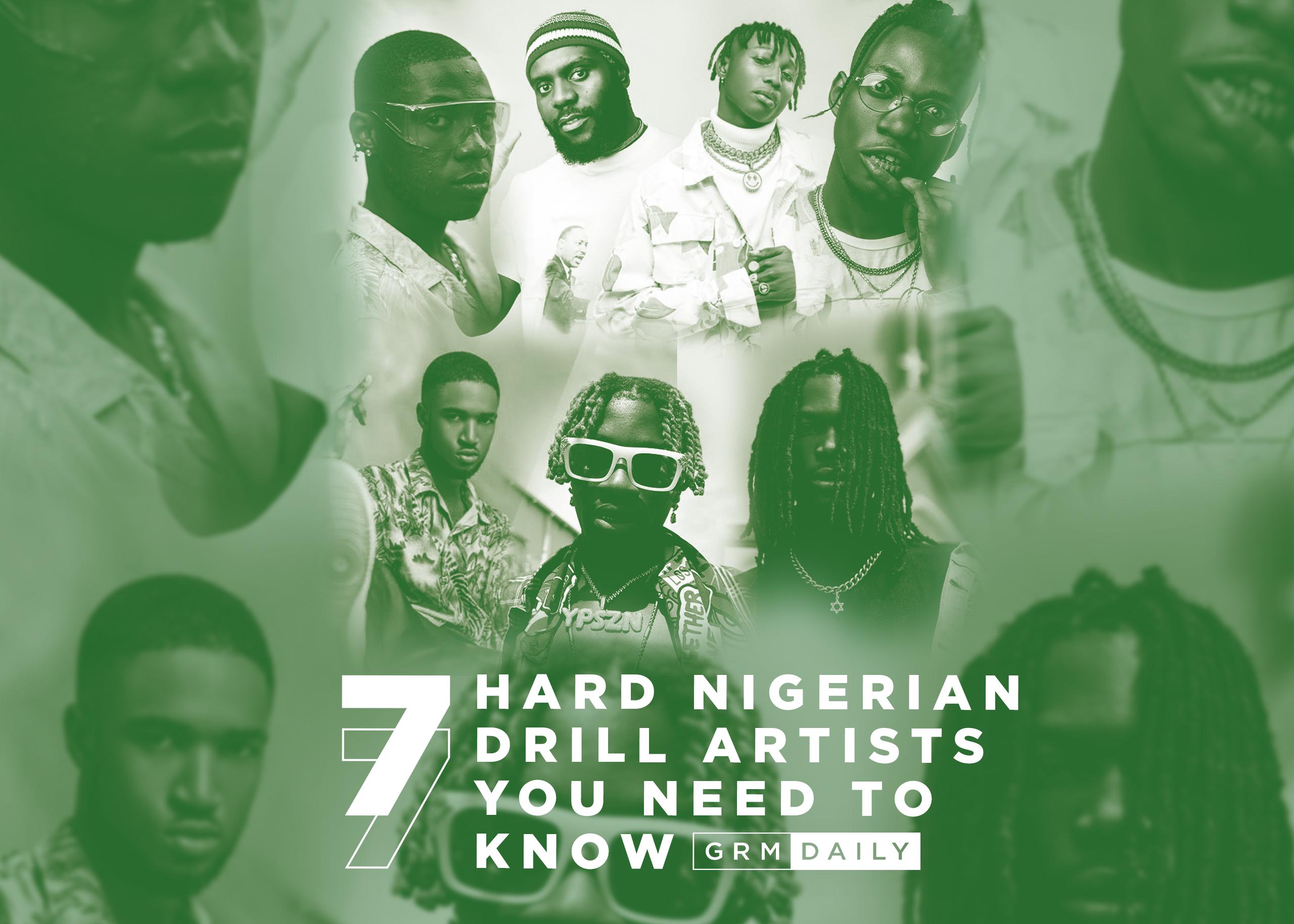 Nigerian Drill artists GRM