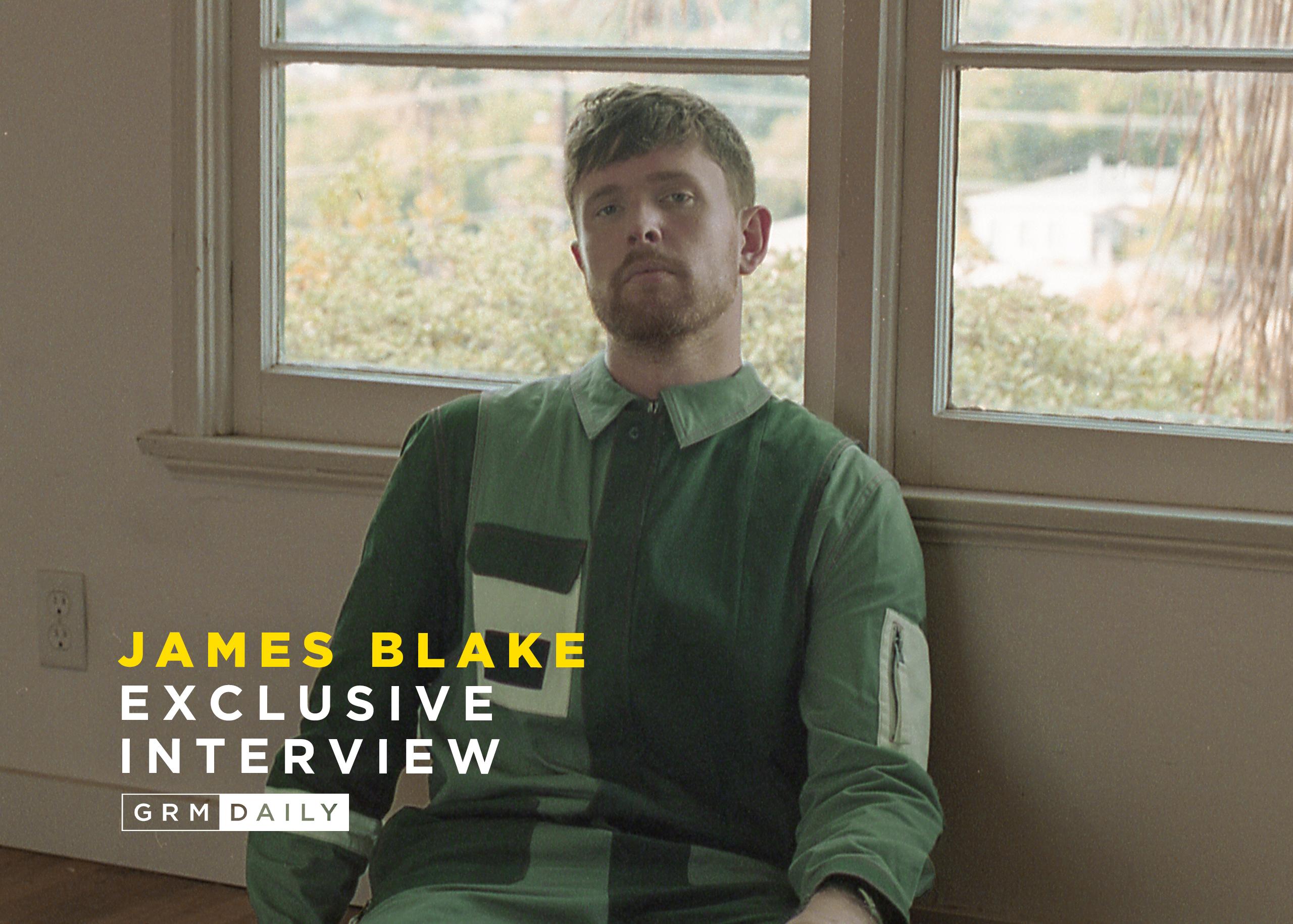 James Blake Interview GRM
