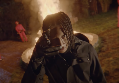 Digga D Drops 'Squid Game'-Inspired Visuals For