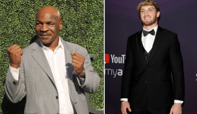 Mike Tyson Vs Logan Paul Fight Reportedly Scheduled For February 2022