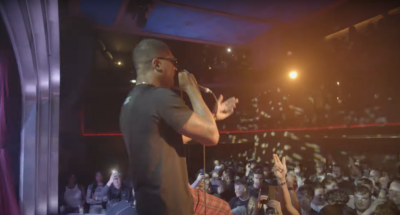 Relive Frisco's London Lafayette show with special guests